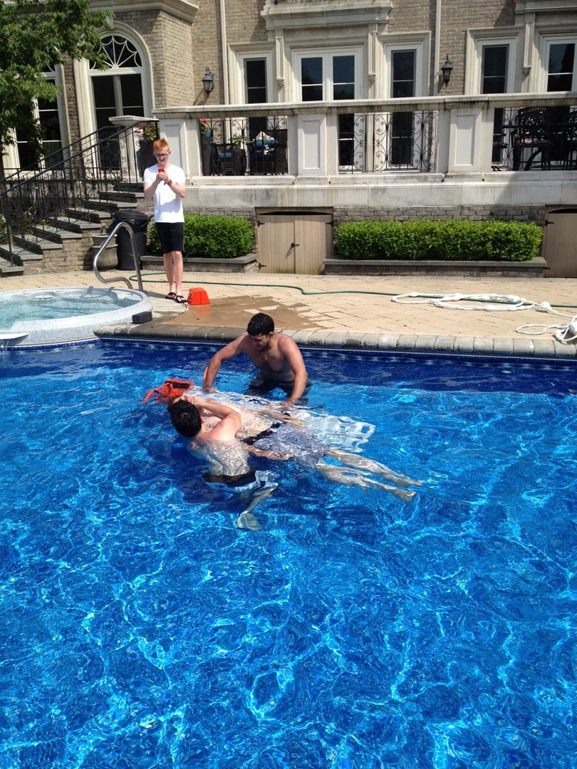 Lifeguard Training NY, LLC lifeguard certification on long island and in Brooklyn NY