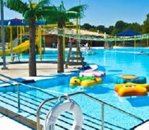 Lifeguarding course for Aquatic Attraction facilities