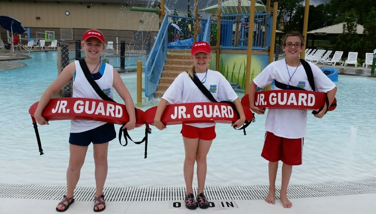JOUNIOR LIFEGUARDING