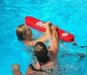 Waterfront Lifeguarding class by lifeguard training ny