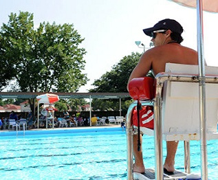 Lifeguard exam in Nassau County Long Island