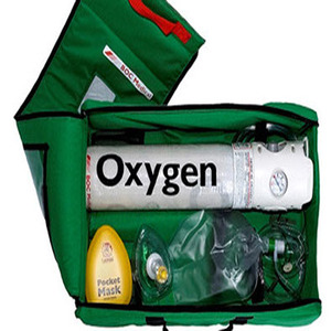 Emergency Oxygen together with lifeguarding course