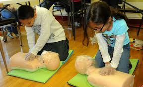 First Aid with CPR