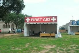First Aid Course by the American Red Cross