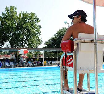 Lifeguard staffing Nassau County